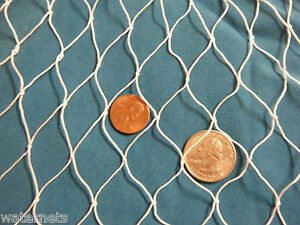 50 Ft X 8 Ft Fishing Net Weddings Decorative Bed Bath Gille Suit Hunting Fish