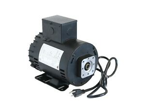 Ac Motor for Auto Lif 1hp 3450 Rpm 1ph 115v 56h Tang Shaft Odp With Base