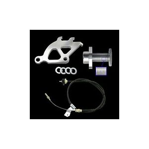 96 04 Ford Mustang Clutch Cable Quadrant Quick Click Firewall Adjuster 3pc Kit