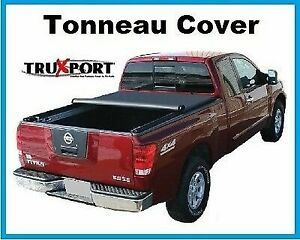 Truxedo 292101 Truxport Tonneau Cover For 2000 2004 Nissan Frontier 4 6 Bed