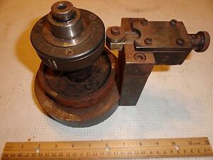 Sheffer Collet Fixture 8661600 t 88 Machinist Tooling Spin Lathe Mill Bridgeport