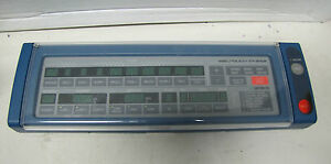 Miyachi Weltouch Welder Weld Control Controller Keypad Cy 210a Cy210a Me 1752c