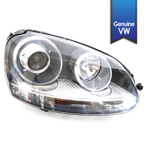 New Genuine Vw Mk5 Oem Golf Jetta Gti R32 Xenon Head Light Hid Headlight Kit Set