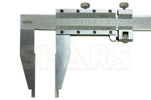 Shars 24 600 Inch Metric Heavy Duty Vernier Caliper 001 New
