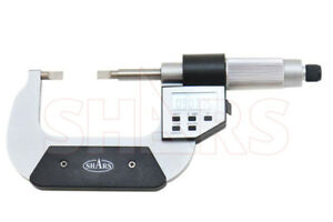 1 2 Electronic Blade Micrometer New