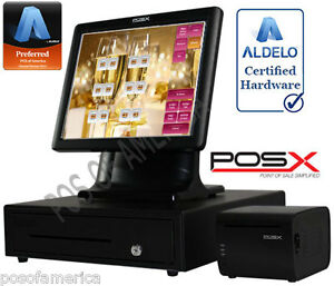 Aldelo Pro Pos x Nightclub Bar Restaurant All in one Complete Pos System