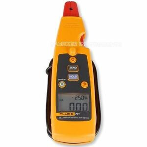 New Fluke 771 Milliamp Process Clamp Meter Dmm Test F771 Ac Ma Tester