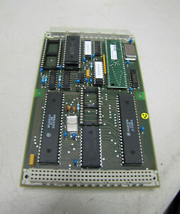 Muller Martini Circuit Board Card 4342 2015 4c 4342 2015 4c 434220154c New