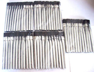 60 Acid Brush Shop Brushes 1 2 X 6 Paint Varnish Parts Cleaner Solvent Stain
