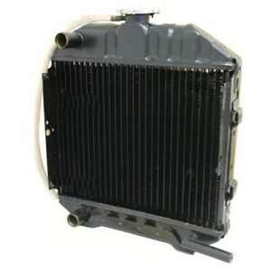 Radiator Ford Tractor Compact 1300 W Cap Sba310100211