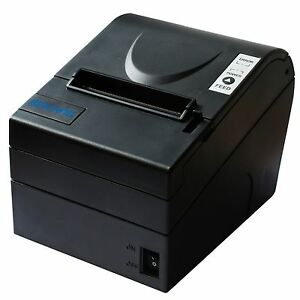 Aldelo Btp r880np Pos Restaurant Thermal Printer Autocutter usb Black New