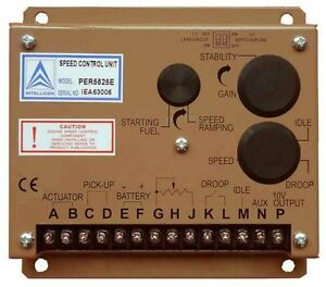 Electronic Engine Speed Controller Governor 5525e Generator Genset Parts