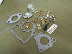 Jeep Willys M38 G740 1950 52 Carter Ys Carb Master Kit Ys637