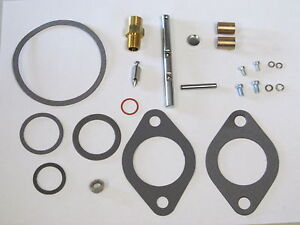 John Deere A D G Tractor Carburetor Repair Kit Dltx 16 18 19 24 33 41 51 53 63