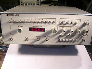 Shibasoko Video Sweep Generator Model 205a 1 Nice