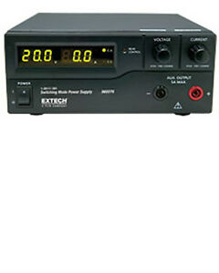 Extech 382276 600w Switching Mode Dc Power Supply 230v