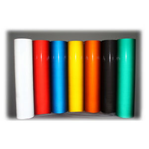 Assorted Reflective Vinyl Sizes Visibility Vinyl Use For Car And Cutter Plotter