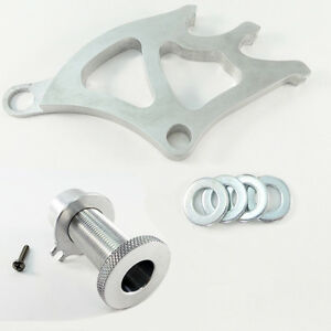 79 04 Ford Mustang Billet Firewall Adjuster Triple Hook Clutch Quadrant Kit