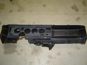 86 89 1986 Pontiac Firebird Formula Trans Am Dash Frame No Shipping