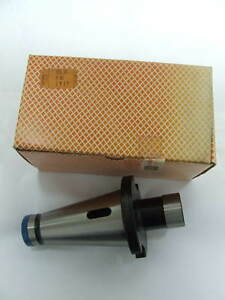 Nos Iso50 Morse Taper 3 Milling drilling Adapter