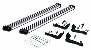 99 06 Toyota Tundra Access Cab Extended Chrome Running Side Step Board Nerf Bars