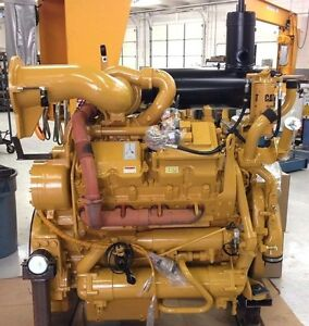 Cat 3408e Engine Caterpillar 3408 For Cat988f Loader