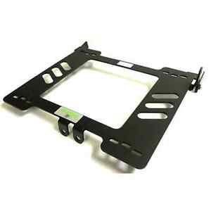 Planted Seat Bracket Passenger right Vw Mk 4 Golf Beetle Jetta 99 05 Black