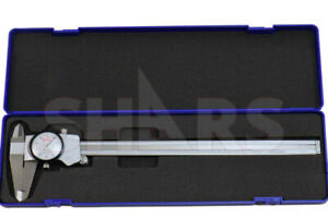 12 Dial Caliper 001 Premium Shock Proof Stainless Steel inspection Report R