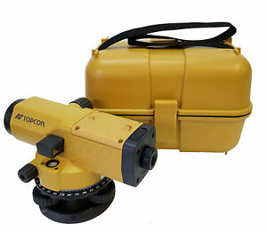 Topcon At b4a 24x Automatic Level With Priority Mail