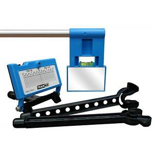 Trackace Laser Wheel Alignment System Tracking Gauges Toe In Out Tool Tracker