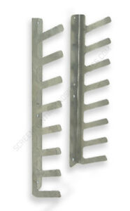 8 Pl Screen Printing Squeegee Rack Holder Organizer Screenprinting Equipment