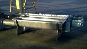 Stainless Steel Feed Augers