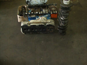4 276 John Deere Diesel Cylinder Head And Engine Parts Used