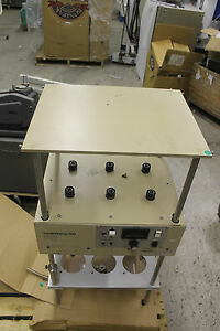 Vankel Vanderkamp Six Spindle 600 Dissolution Tester