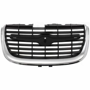 New Grille 300 Chrysler 300m 1999 2001 Ch1200249 4805107ac