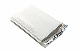 400 1 Poly Bubble Mailers Plastic Envelopes 7 25x12 Free Expedited Shipping