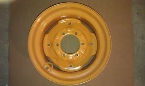 New 16 5x8 25x6 Skid Steer Wheel rim For Case Fits 10x16 5 Tire 10 16 5 6 Lug