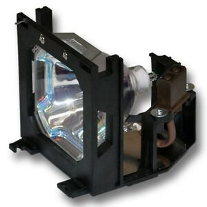 Sharp An p25lp Anp25lp Lamp In Housing For Projector Model Xgp25x