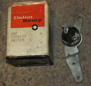 Nos 59 60 Rambler Neutral Safety Switch Backup Delco 1959 1960 1998127