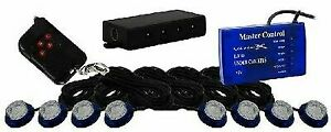 Vision X Hil stb Strobe And Rock Led Light Kit Blue