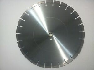 16 Segmented Premium Laser Welded Gp High Speed Diamond Blade16x125x1 13mm Seg
