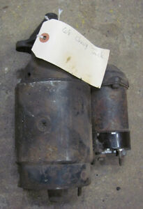 1967 67 Chevrolet Chevy Truck Delco Remy Starter Motor 1108368 Dated 7 j 25 283