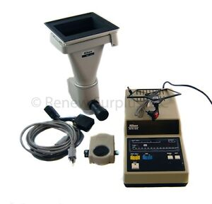 Nikon Afx dx Microscope Camera Exposure Controller With Extras