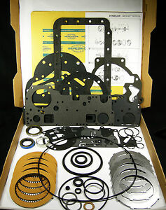 1948 1956 Dynaflow Transmission Rebuild Kit Buick Rebuilding Overhaul Parts