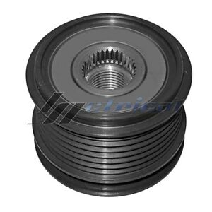 Alternator 6 Groove Clutch Pulley Fits Opel Signum 3000 Vectra C 3000 3l 03 10