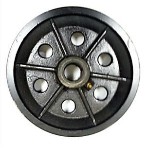 8 X 2 V groove Wheel With Bearing 1 Ea