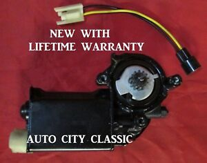 Lh Power Window Motor Cadillac Deville Eldorado Fleetwood Seville 1955 1979 Left