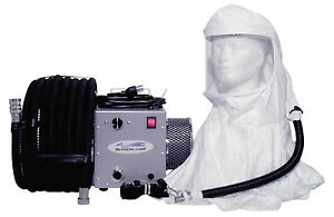 Breathecool Ii Supplied Air Respirator System W tyvek Hood