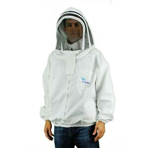 Eco Keeper Beekeeping Clothing zippered Front Jacket bee Jacket xx Large zf