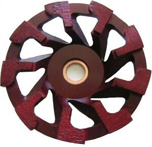 4 Diamond Cup Wheel For Concrete 10 Pack
